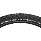 "Michelin Wild Grip'r 2 Advanced Reinforced Tire, 27.5 x 2.35"" Black"