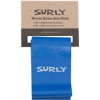 Surly 65mm Nylon Rim Strip for Clown Shoe Blue