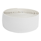 Origin8 Padded Bar Tape White with End Plugs
