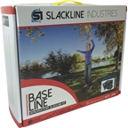 Slackline Industries Base Line Slackline with Tree Protection: 85 feet