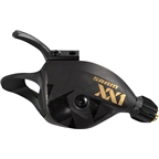 SRAM XX1 Eagle 12-Speed Trigger Shifter with Discrete Clamp Black with Gold