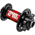 DT Swiss 240s Front Hub 32h 15x110mm Thru Axle, Boost Spacing, 6-Bolt Disc