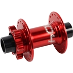 Hope Pro 4 Front Disc Hub 20mm Axle 32h Red