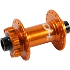 Hope Pro 4 Front Disc Hub 110 x 15mm for Boost, 32h, Orange