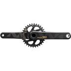 SRAM XX1 Eagle GXP 175mm Crankset Black/Gold with 32T X-Sync 2 Direct