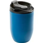 GSI Outdoors Glacier Doppio Commuter Mug: 6.5oz Blue