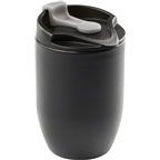 GSI Outdoors Glacier Doppio Commuter Mug: 6.5oz Black