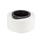 Zefal Cloth Handlebar Tape With Adhesive White
