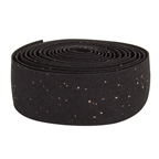 Origin8 Cork Handlebar Tape With Plugs Black
