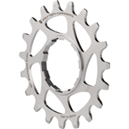 """Wolf Tooth Components Single Speed Stainless Steel Cog: 19T, Compatible with 3/32"""" Chains"""
