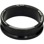 Wolf Tooth Components Headset Spacer 5 Pack, 10mm, Black