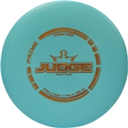 Dynamic Discs Judge Prime Golf Disc: Putter Assorted Colors