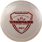 Dynamic Discs Trespass Fuzion Golf Disc: Driver Assorted Colors