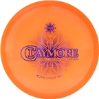Latitude 64 Claymore Frost Golf Disc: Midrange Assorted Colors