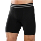 Smartwool Seamless Men's Boxer Brief: Black