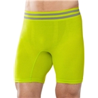 Smartwool Seamless Men's Boxer Brief: Green
