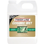 Finish Line Ceramic Wet Lube, 32oz
