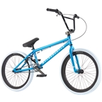 "We The People Nova 20 2017 Complete BMX Bike 20"" Top Tube Glossy Metallic Blue"