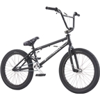 "We The People Curse FS 20 2017 Complete BMX Bike 20.25"" Top Tube Matte Black"
