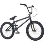 "We The People Arcade 20 2017 Complete BMX Bike 20.5"" Top Tube Matte Black"