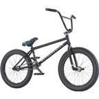 "We The People Reason 20 2017 Complete BMX Bike 20.75"" Top Tube Matte Black"