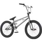 "We The People Versus 20 2017 Complete BMX Bike 20.75"" Top Tube Holomatic Spectral Silver"