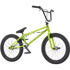 "We The People Versus 20 2017 Complete BMX Bike 20.75"" Top Tube Glossy Metallic Lime Green"