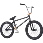 "We The People Trust 20 2017 Complete BMX Bike 20.5"" Top Tube Glossy Black"