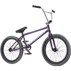 "We The People Zodiac LHD Freecoaster 20 2017 Complete BMX Bike 20.75"" Top Tube Glossy Translucent Purple"