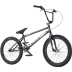 We The People Volta 20 2017 Complete BMX Bike 21.15 Top Tube Glossy Translucent Black