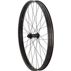 "Quality Wheels Front Mountain Disc 27.5"" 32h Formula Centerlock / WTB Scraper i45 / All Black Boost 110mm x 15mm Plus"