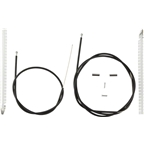 Shimano Road Brake Cable and Housing Set, Black