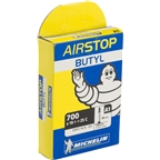 Michelin Airstop Tube 700 x 18/25mm 80mm Valve