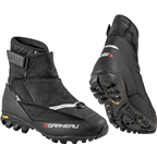 Louis Garneau Klondike Boot: Black