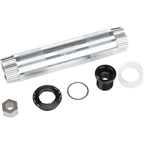 Race Face SixC Cinch Spindle Kit: 30 x 136.5mm for 120mm spaced BMX hubs and 68/73mm bottom brackets