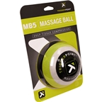 "Trigger Point MB5 Massage Ball, 5"" diameter, Green/Black/White"