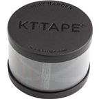 KT Tape Pro Extreme Kinesiology Therapeutic Body Tape: Roll of 20 Strips, Black