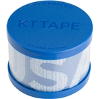 KT Tape Pro Extreme Kinesiology Therapeutic Body Tape: Roll of 20 Strips, USA Edition Sonic Blue