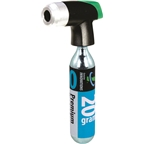 Genuine Innovations Hammerhead Inflator: Includes 20g Threaded CO2 Cartridge