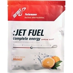 Infinit Nutrition Jet Fuel Energy Drink Mix: Orange 20 Single Serving Packets