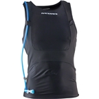 Race Face Stash Storage Tank Top: Black