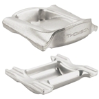Thomson Elite Seatpost Saddle Clamp Assembly: Silver