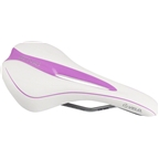 Velo Senso Sky Women's Saddle, White