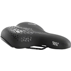 Selle Royal Freeway Athletic Unisex Soft Touch: Black