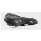 Selle Royal Freeway Relaxed Unisex Soft Touch: Black