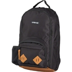 Animal Loud Pack Backpack Black with Brown