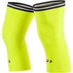 Louis Garneau Knee Warmers 2: Bright Yellow