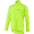 Louis Garneau Clean Imper Men's Jacket: Yellow