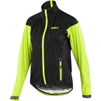Louis Garneau Torrent RTR Women's Jacket: Black/Yellow