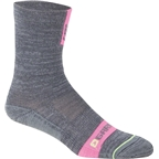 Louis Garneau Merino Prima Women's Socks: Black